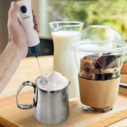 KUWAN Electric Frother
