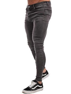 GINGTTO Men's Skinny Jeans