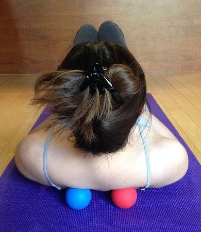 Kieba Massage Lacrosse Balls (2 Pack)