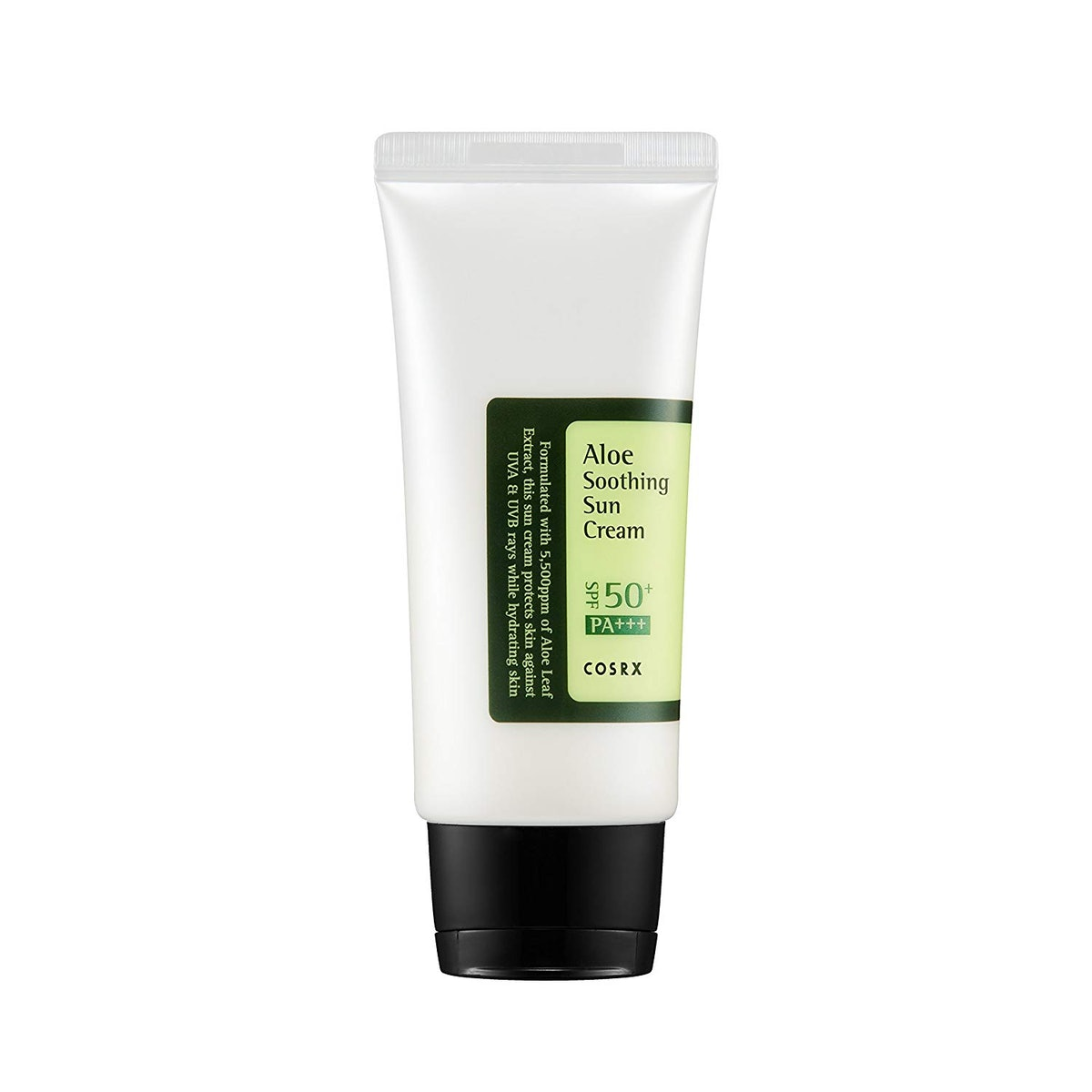CosRx Aloe Soothing Sun Cream SPF 50 PA+++