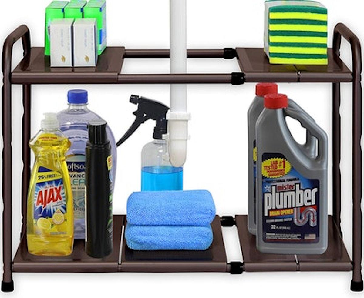 Simple Houseware Under Sink Organizer