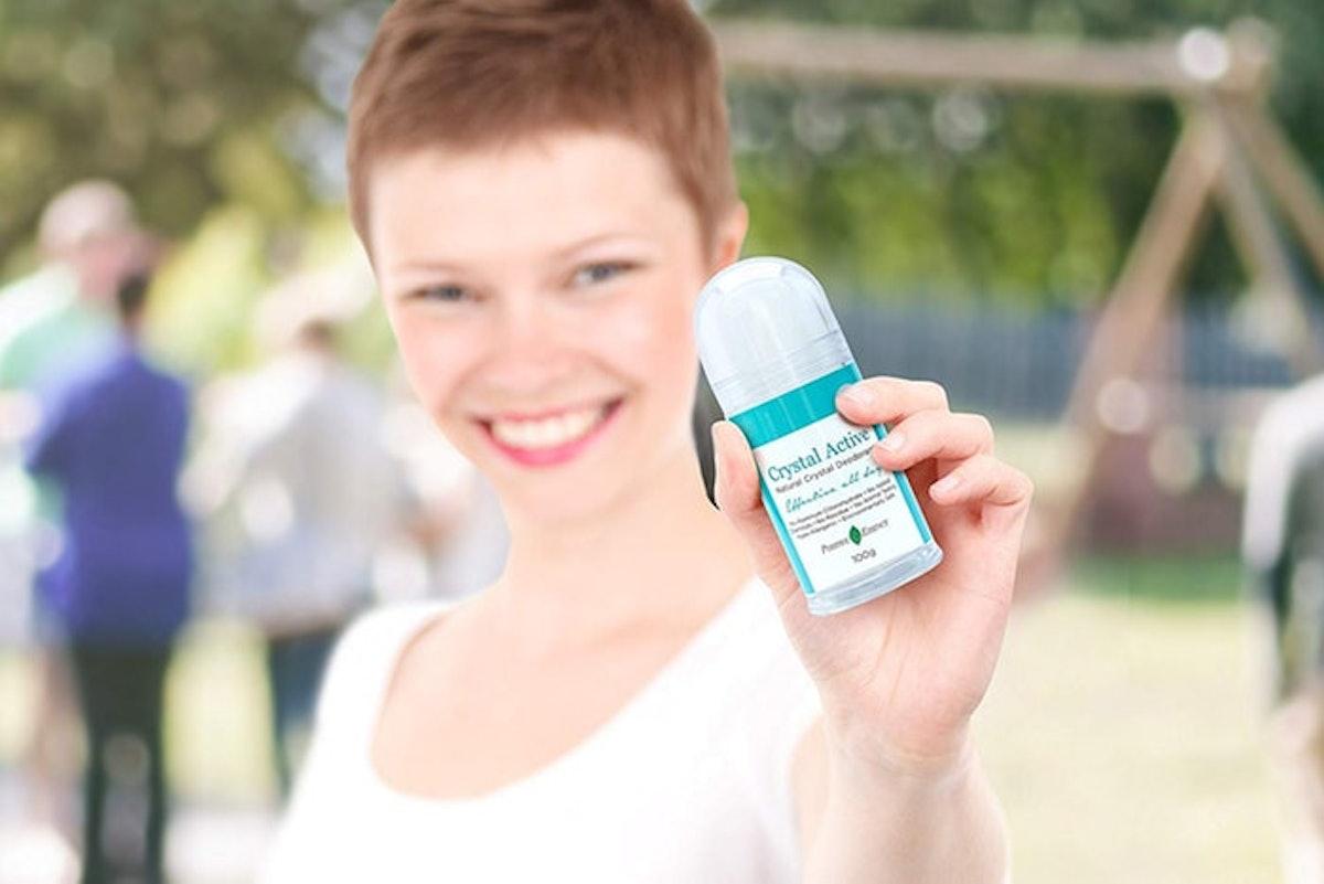 Positive Essence Thai Crystal Deodorant