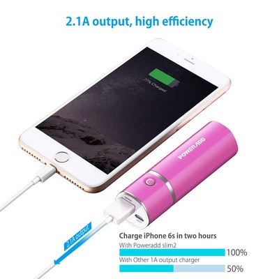 POWERADD Slim 2 Ultra-Compact Portable Charger
