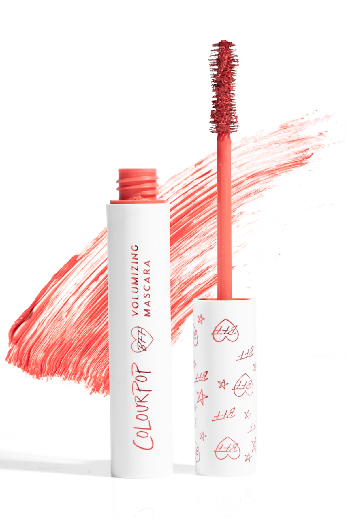 BFF Mascara in Lover's Coral