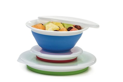 Progressive Collapsible Storage Bowls (3 Pack)