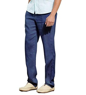 Manwan walk Linen Summer Pants