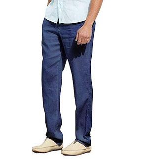 Manwan walk Linen Summer Pants