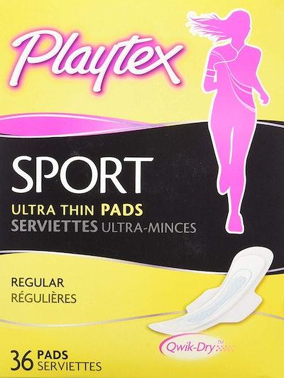 Playtex Sport Ultra Thin Pad (36 count)