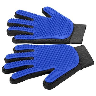 DELOMO Deshedding Brush Glove