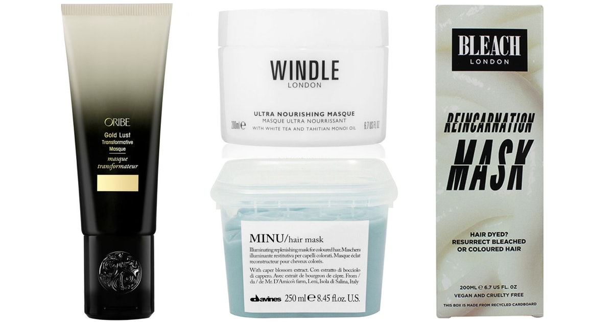 9 Best Masks For Dyed Hair, So Your Locks Look Fresh No Matter What