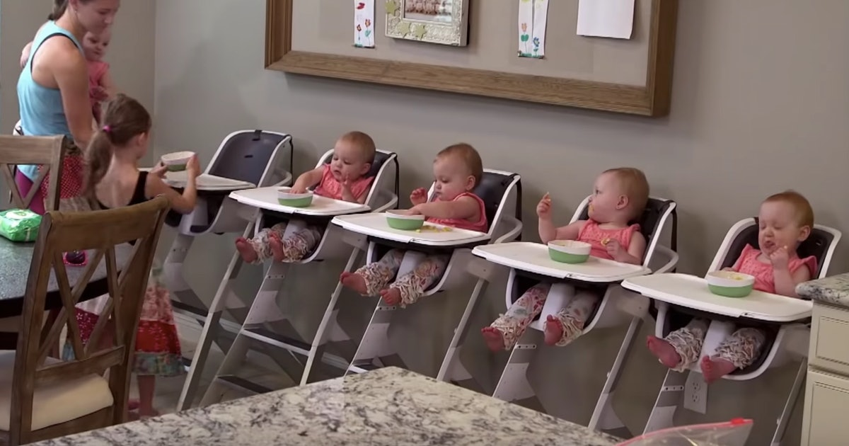 Are The Busby Quints IVF? How 'Outdaughtered' Stars Adam & Danielle Ended Up With 6 Girls