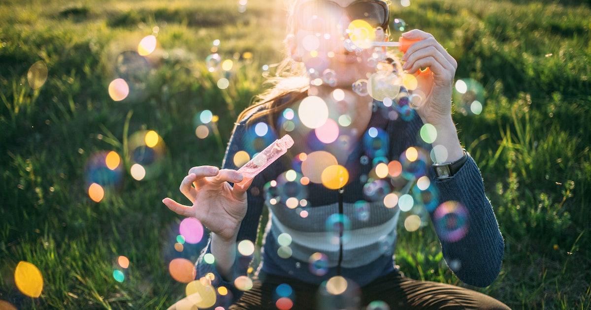 I Used Magic Mushrooms To Help With My Postpartum Depression