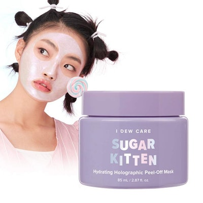 I Dew Care Sugar Kitten Peel-Off Mask