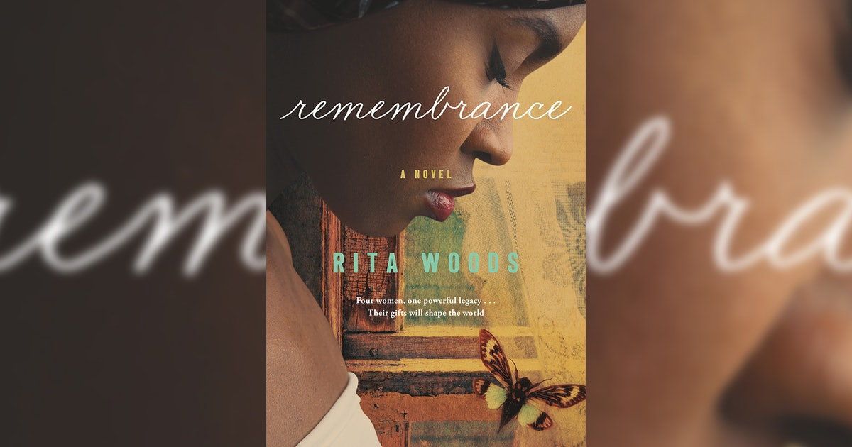 'Remembrance' Is A Speculative Fiction Debut About A Hidden Stop On The Underground Railroad That's Protected By More Than Secrecy