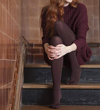 Heat Holders Thick Winter Thermal Tights