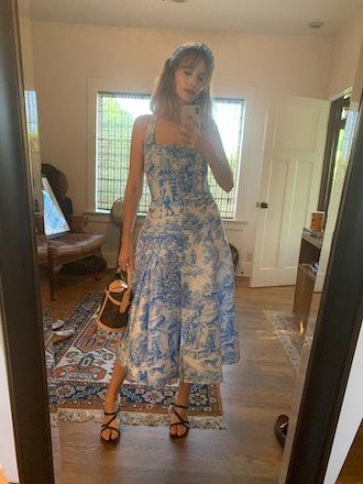 Toile Jolie Dress