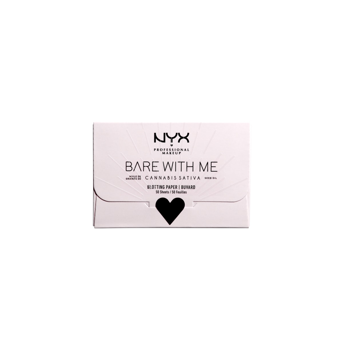 Bare With Me Blotting Papers