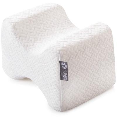 5 Stars United Knee Pillow