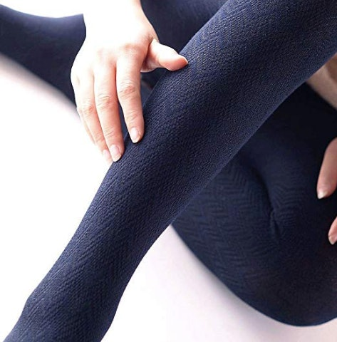Ladies /'Super Soft Tights/' with Elastane