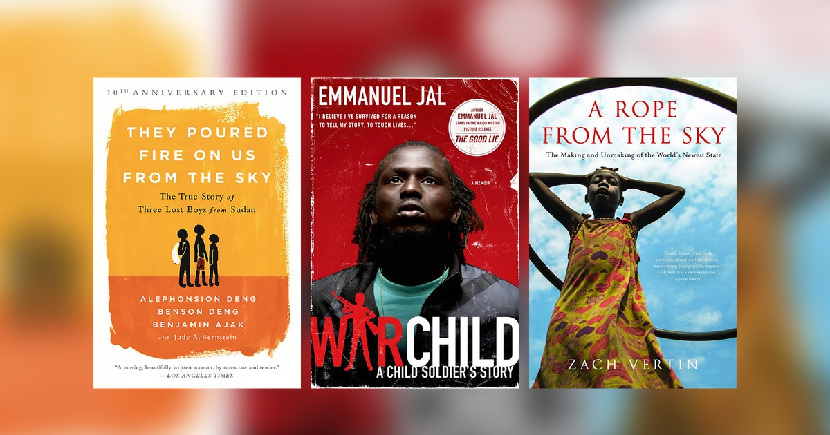 11 Books About Sudan That Will Help You Understand The Ongoing Crisis