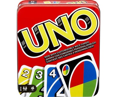 Mattel Games Uno Tin