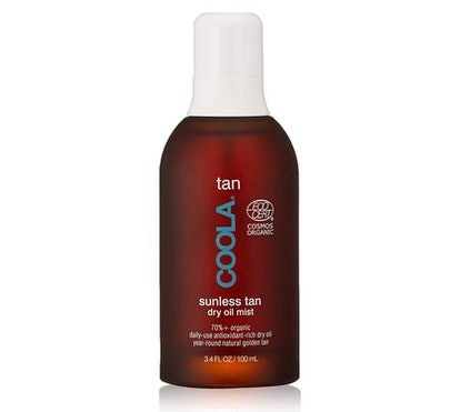 Coola Organic Sunless Tan Body Dry Oil