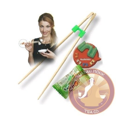 FUNCHOP Chopstick Helpers (10 Pack)