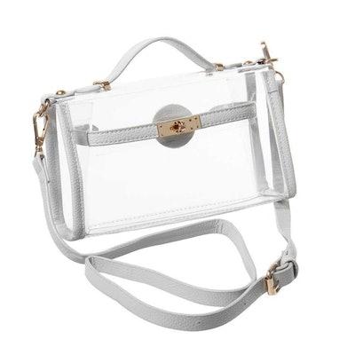 Yocatech Clear Crossbody Bag