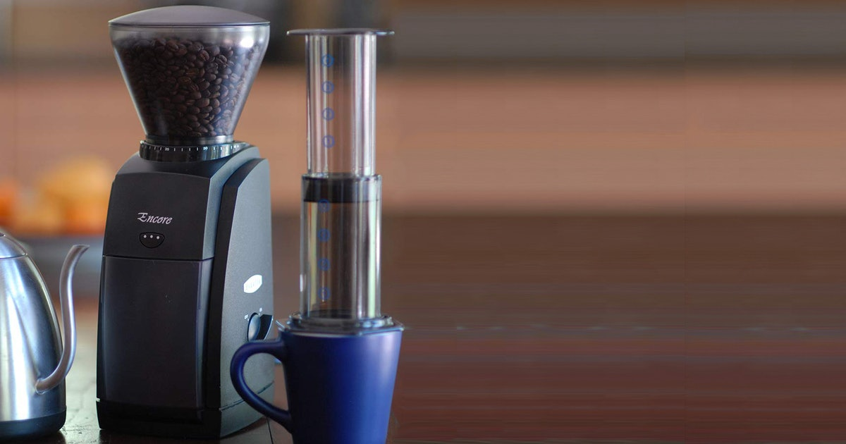 The 3 Best Coffee Grinders For An AeroPress