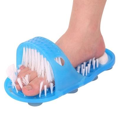 Messar Bathroom Foot Scrubber