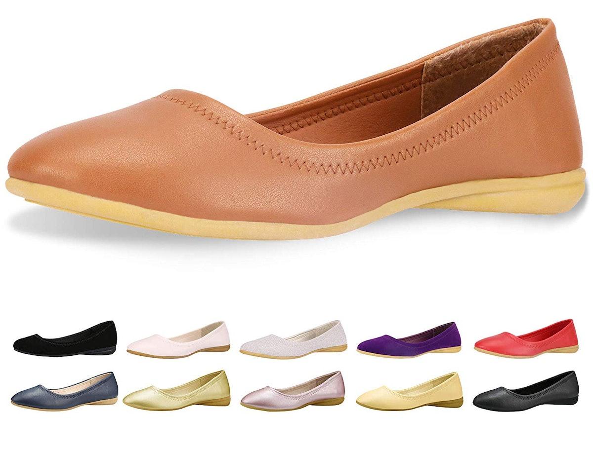 CINAK Slip-On Ballet Flat