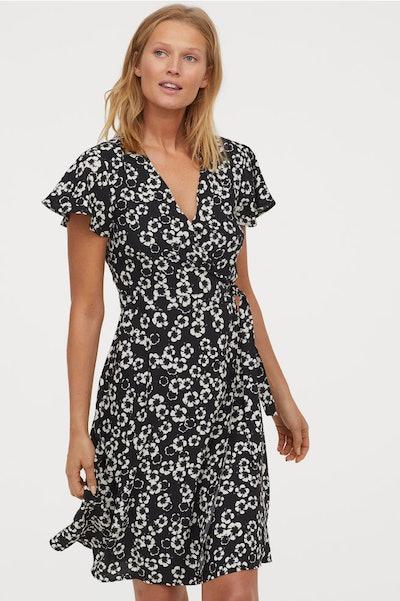 Wrapover Dress