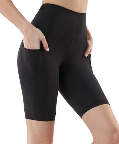 TSLA Bike Shorts