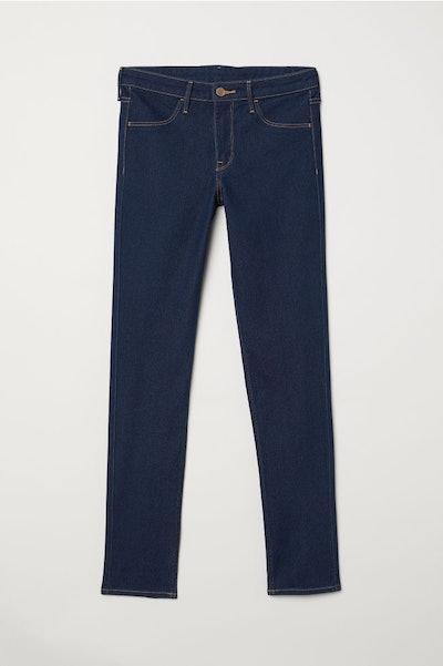 Skinny Regular Ankle Jeans