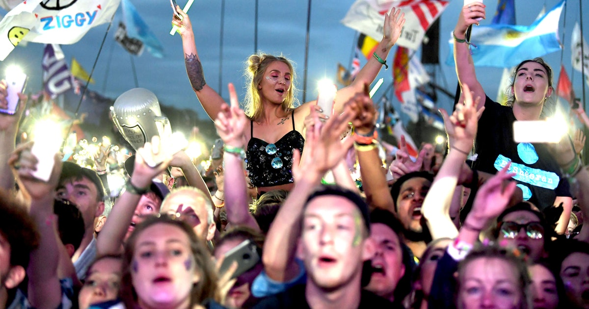 How To Get Tickets For Glastonbury 2020, Because, Trust Me, It'll Require Some *Serious* Forward Planning