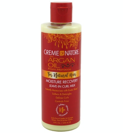Creme of Nature Argan Oil Moisture Recovery Milk