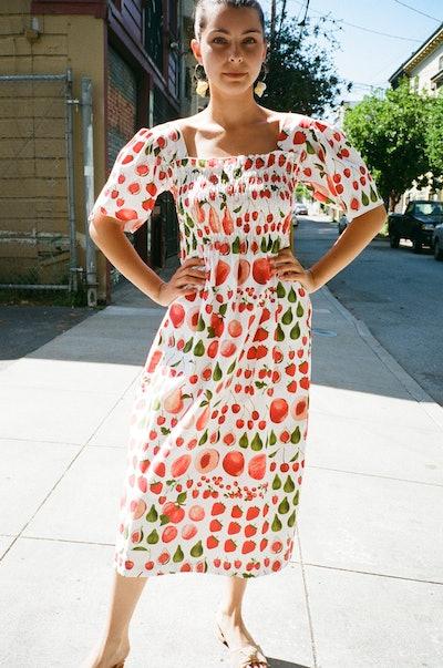 Toni Midi Dress