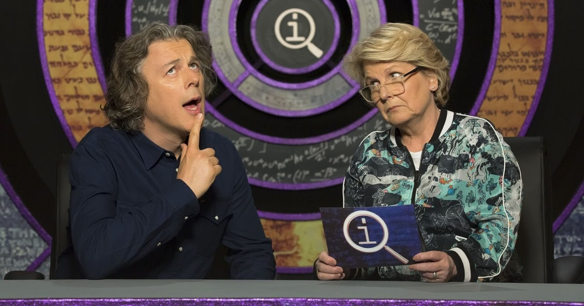 Is 'QI' Scripted? The General Knowledge Panel Show Is A British Classic