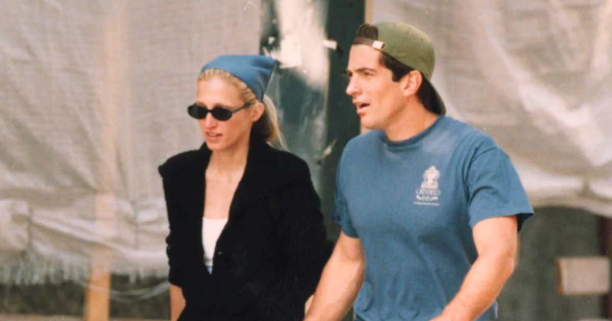 Carolyn Bessette-Kennedy's Style Is The Summer Inspiration You Need