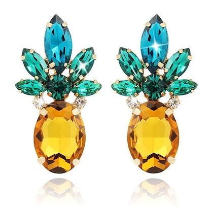 Holylove Pineapple Earrings
