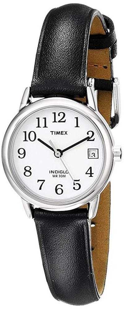 Timex Women's Indiglo Easy Reader Quartz Analog Watch