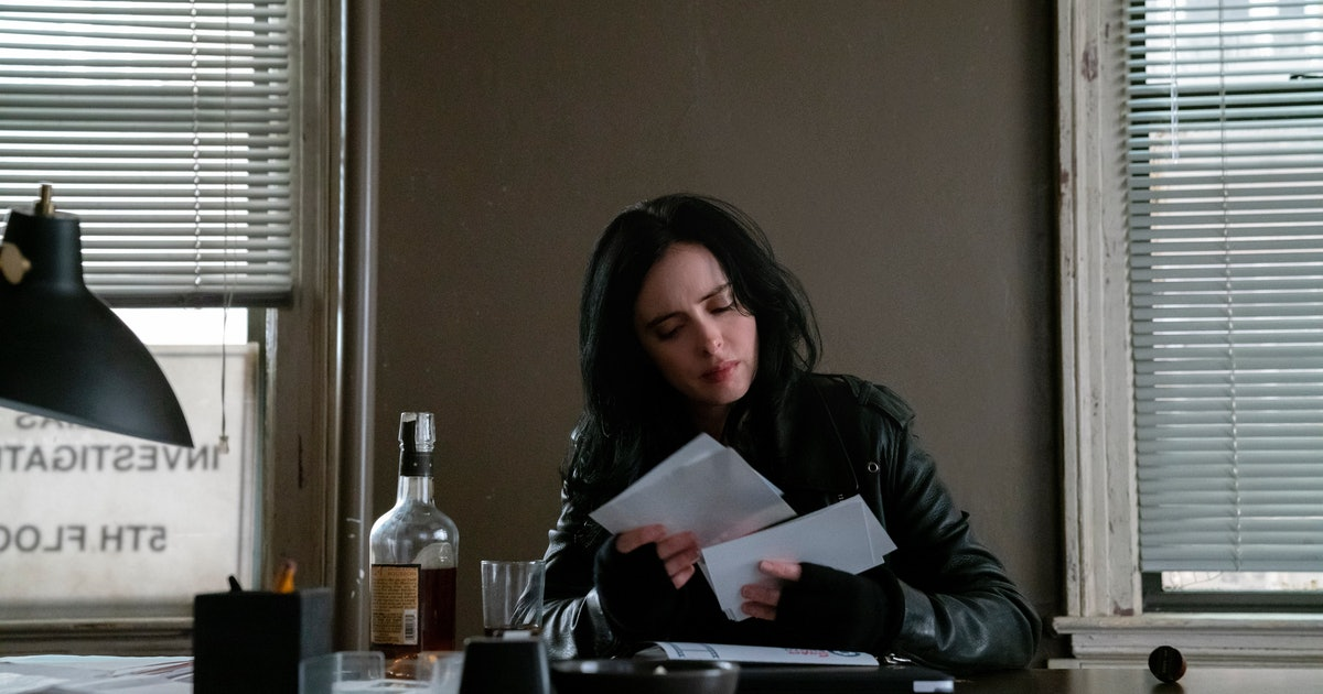 Krysten Ritter's 'Jessica Jones' Journey Is Over Even If There Is A Disney+ Revival, According To The Actor