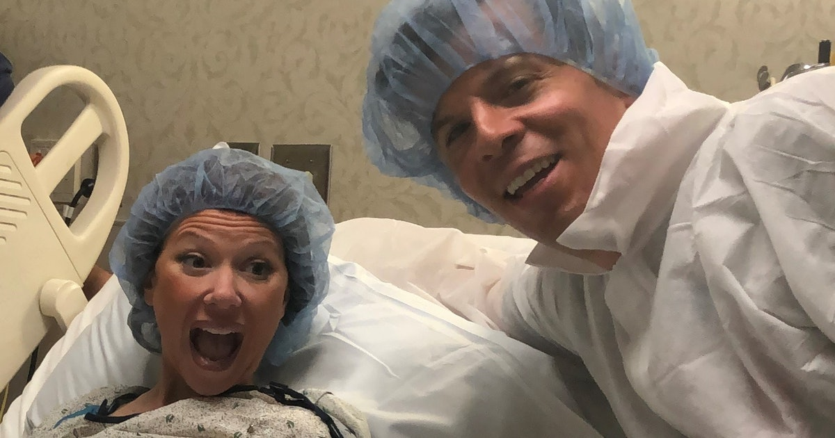 Couple Marries 30 Seconds Before Baby Is Born Thanks To Quick-Thinking Hospital Staff