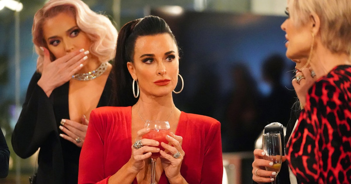 Are Kyle & Erika Friends In 2019? The 'Real Housewives Of Beverly Hills' Stars Are Over Their Provence Fight