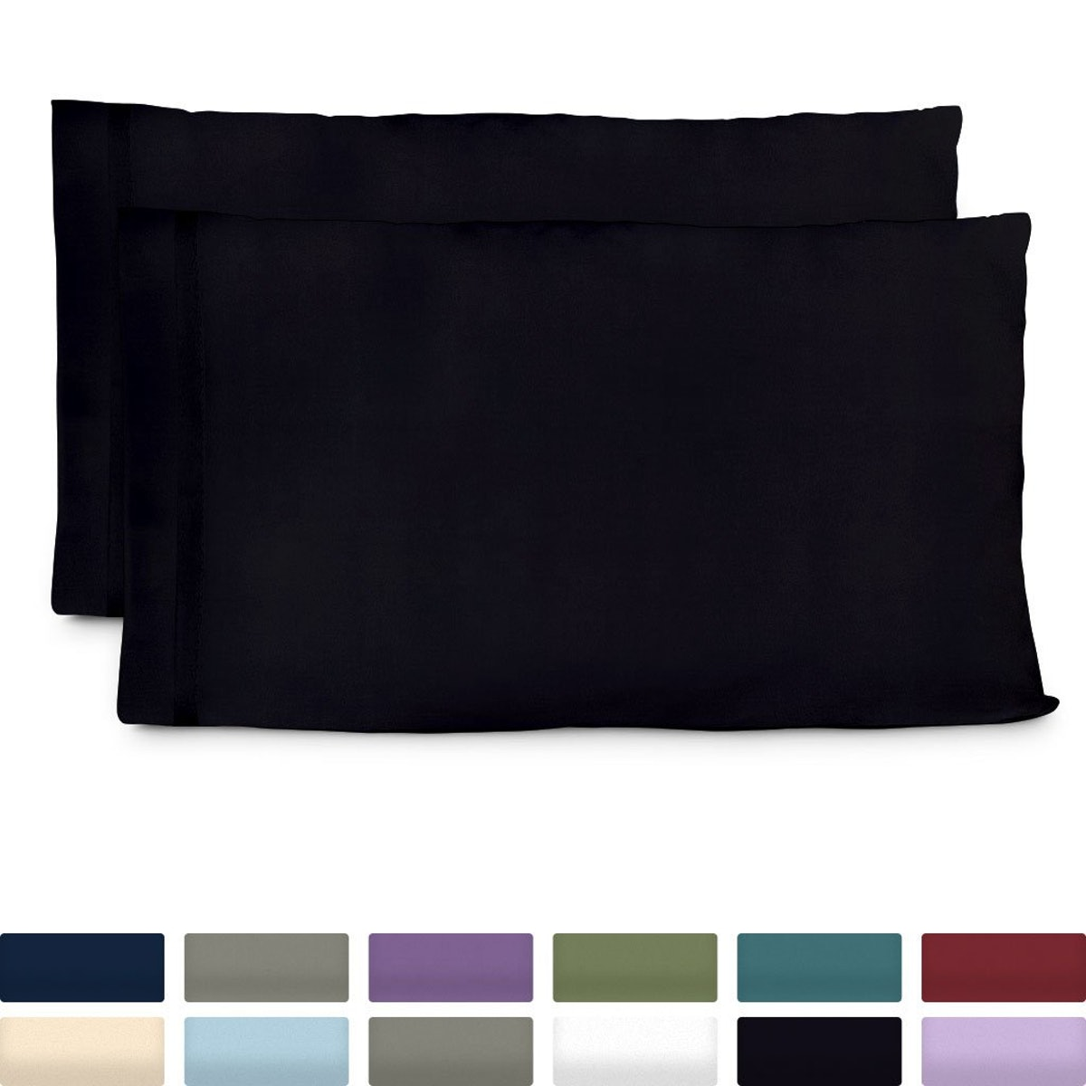 Cosy House Collection Bamboo Pillow Cases