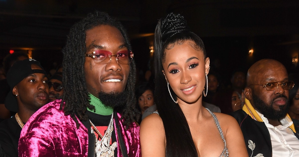 Cardi B's Birthday Gift For Kulture Has A Price Tag That'll Blow Your Mind