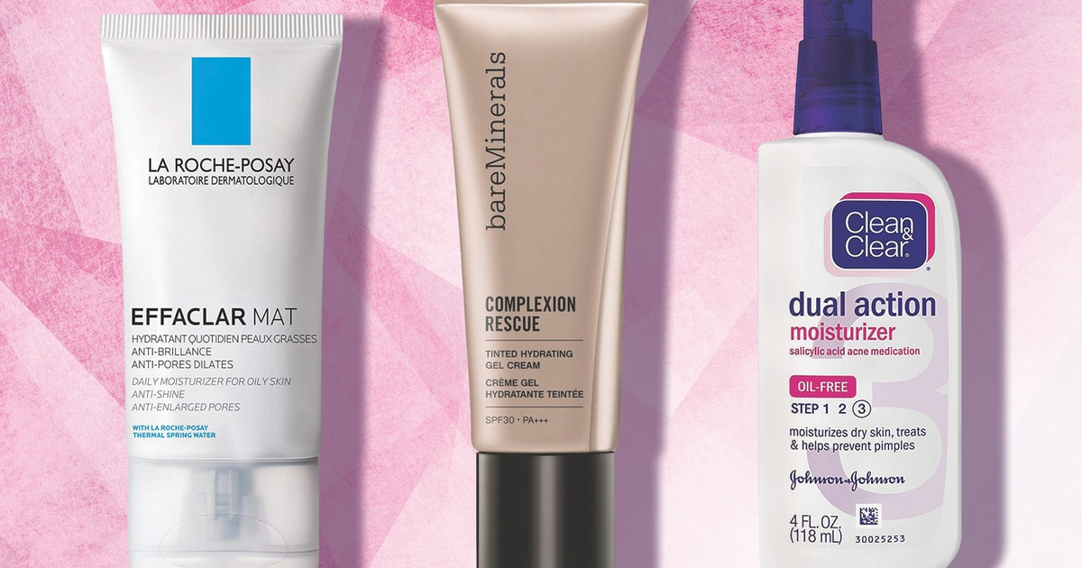 The 5 Best Moisturizers For Oily, Acne-Prone Skin