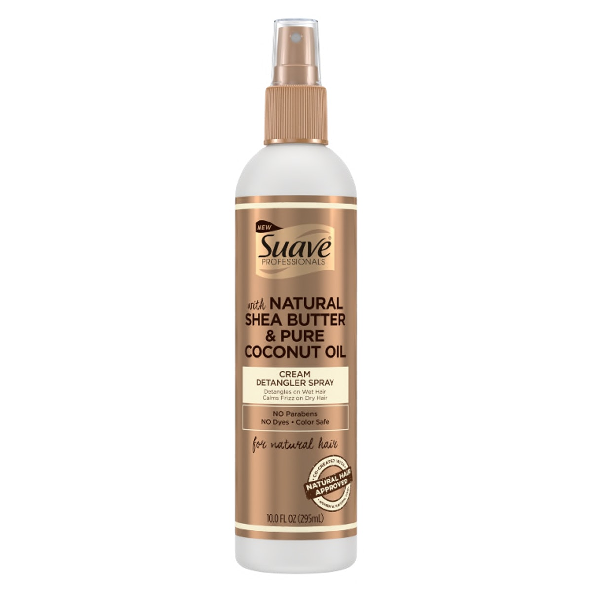 Suave Professionals for Natural Hair Cream Detangler Spray