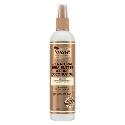 Suave Professionals for Natural Hair Cream Detangler Spray