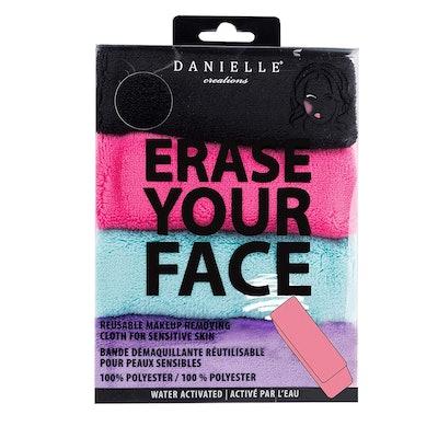 DANIELLE - Erase Your Face (4-Piece Cloth Set)